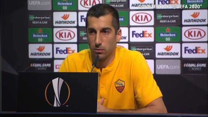 """Mkhitaryan: """"Voglio giocare sempre per vincere"""""""