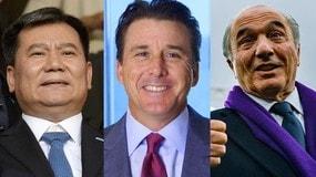 Friedkin e gli altri presidenti stranieri della Serie A