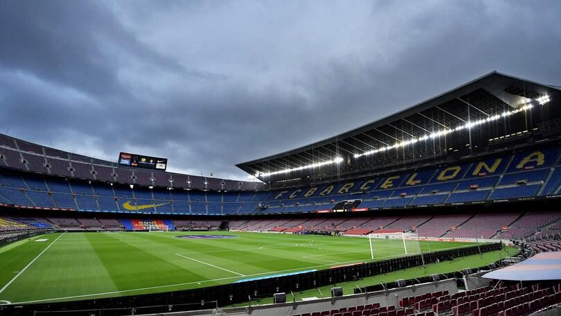 Barcellona-Napoli, ecco quante persone entreranno al Camp Nou