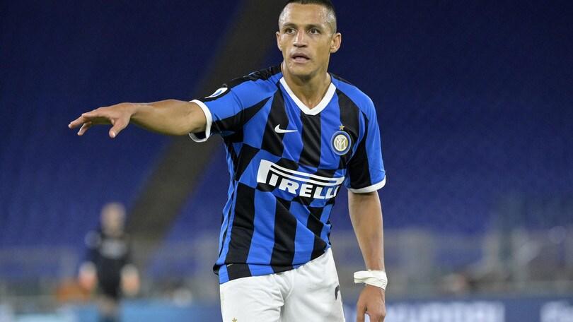 Ufficiale, Sanchez è dell'Inter: contratto fino al 2023
