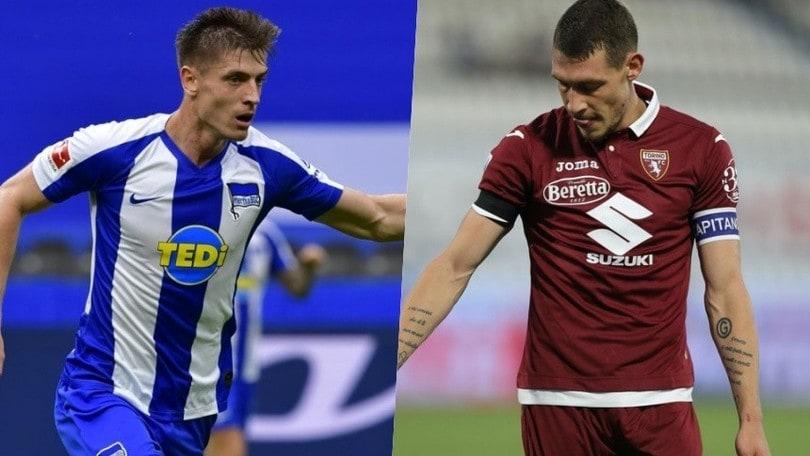 Belotti-Piatek, per la Fiorentina è l'ora delle scelte