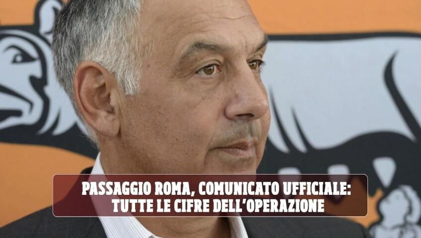 La Roma passa a Friedkin: tutte le cifre dell'operazione