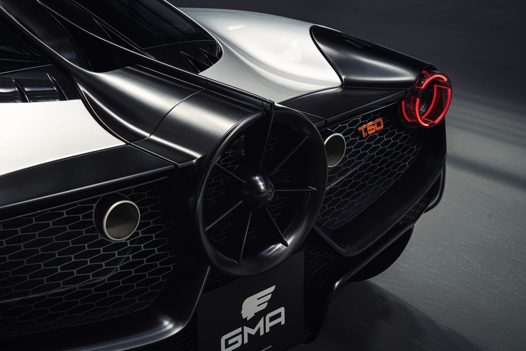Gordon Murray Automotive T.50: le immagini