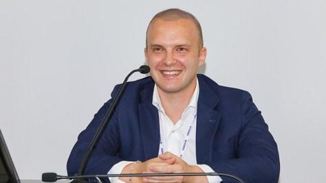 Denis Francia, nuovo vice presidente della Top Volley
