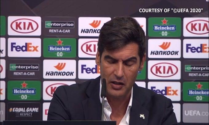 """Fonseca: """"Il responsabile di questa sconfitta sono io"""""""