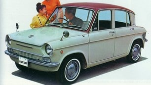 Utilitarie e compatte nella storia di Mazda: gli scatti