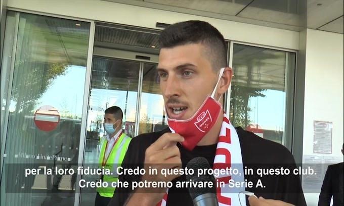 """Monza, sbarca Maric: """"Un sogno essere qui"""""""