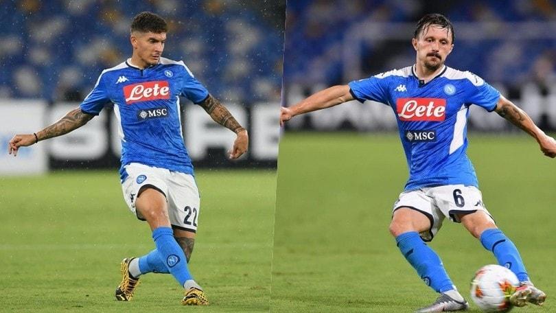 """L'agente: """"Di Lorenzo e Mario Rui hanno rinnovato con il Napoli"""""""