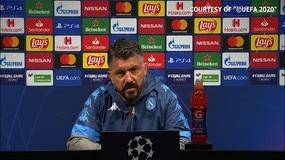 """Gattuso: """"Insigne se sarà al 100% giocherà"""""""