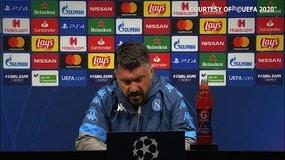 """Gattuso: """"Tante barzellette sul Barca, ma abbiamo l'Everest da scalare"""""""