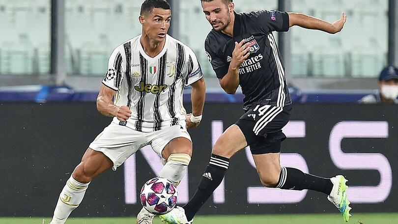Champions League, Juve-Lione 2-1, il tabellino