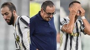 Pagelle Juve-Lione: Ronaldo non basta, Higuain delude