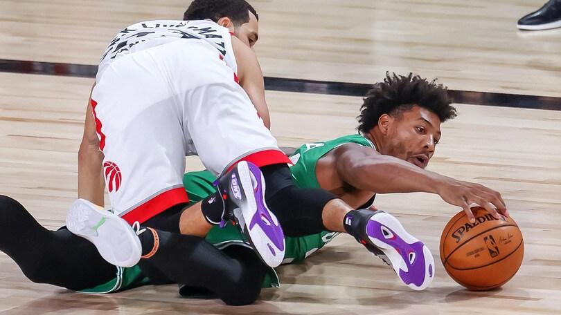 NBA: sorridono Belinelli e Melli, i Celtics superano i Raptors