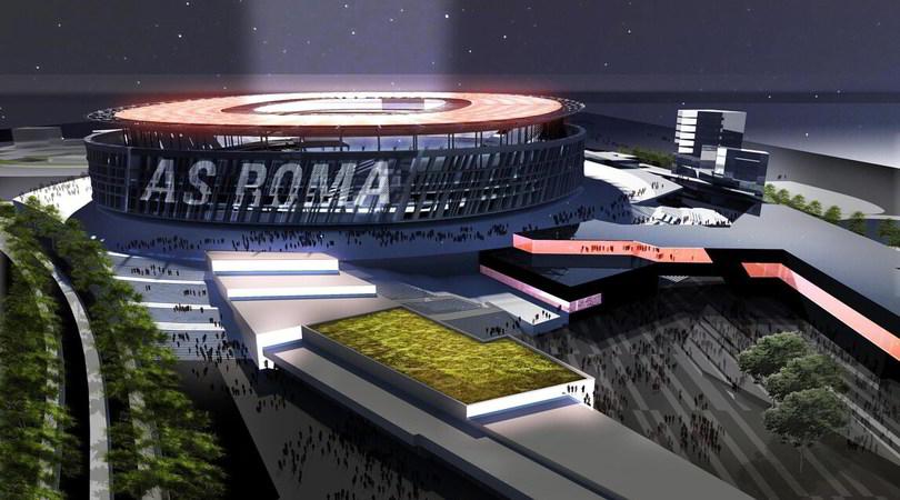 Stadio Roma, si avanza: Via del Mare e Ostiense unificate