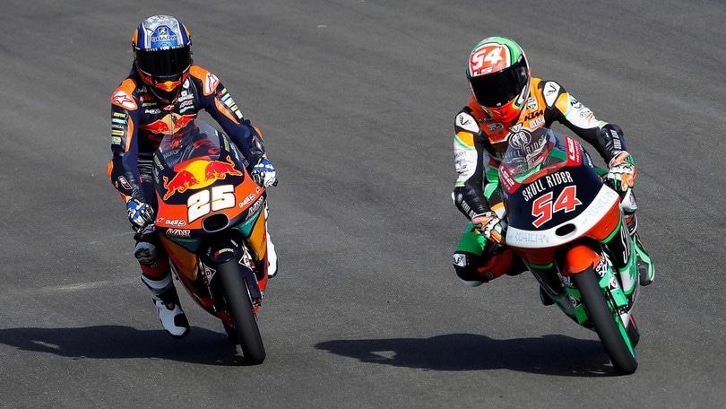 Moto3, Brno: Fernandez in pole, Foggia quinto