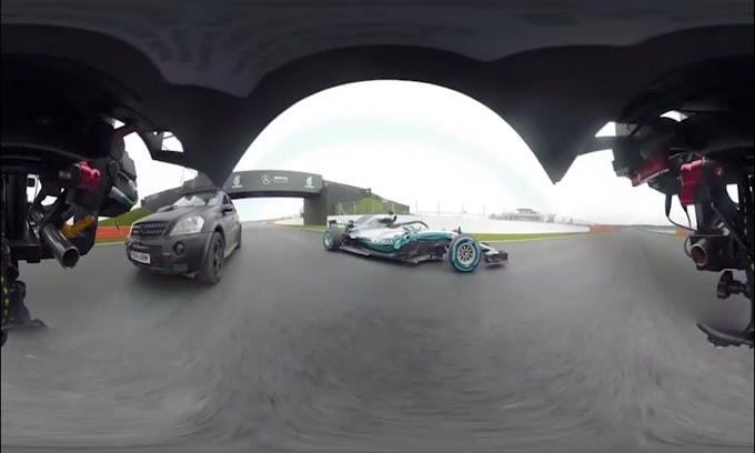 """F1, Gp Silverstone: Bottas """"brucia"""" la pole ad Hamilton"""
