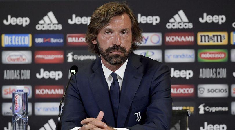 Juve, Pirlo sarà il nuovo allenatore: annuncio in serata