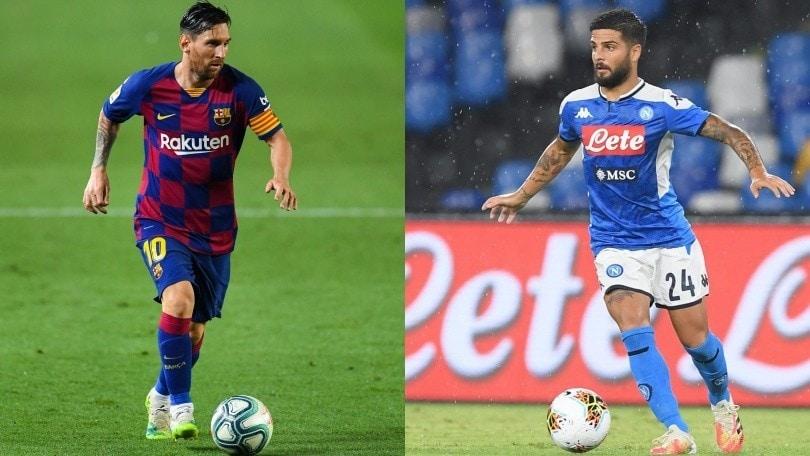 Diretta Barcellona-Napoli: formazioni ufficiali, come vederla in tv e in streaming