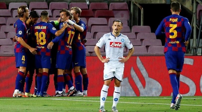 Barcellona-Napoli 3-1: Gattuso eliminato dalla Champions