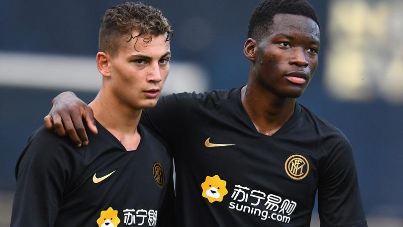 Il Crotone chiede Agoumé e Esposito all'Inter