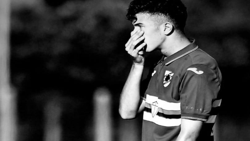 Coronavirus, positivo l'U18 della Sampdoria Di Stefano