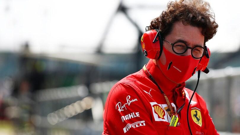 GP 70° Anniversario, Binotto risponde a Vettel: