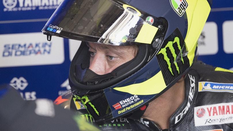 Gp Brno, Valentino Rossi: