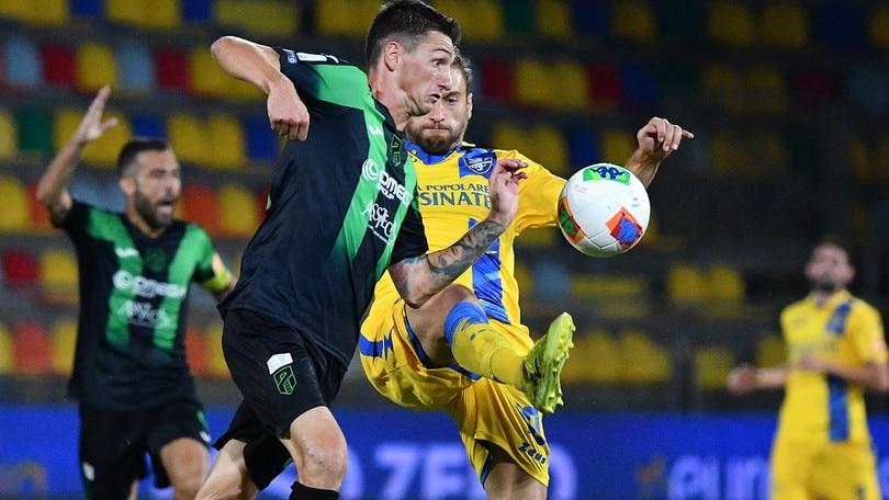 Playoff di B, Frosinone-Pordenone 0-1: Nesta si arrende a Tremolada