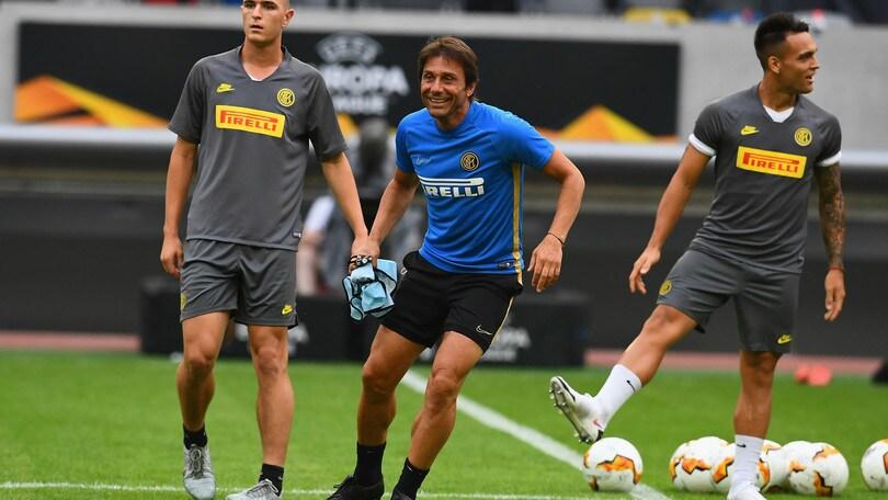 L'Inter sfida il Leverkusen. Atletico-Lipsia, si gioca come previsto VIDEO