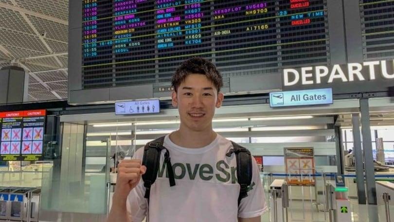 Ishikawa in arrivo a Milano