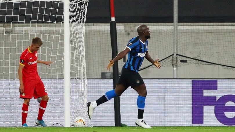 Europa League, l'Inter fa fuori il Leverkusen e vola in semifinale VIDEO