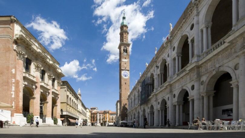 Supercoppa Femminile a Piazza dei Signori di Vicenza
