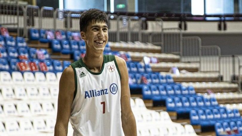 Arnaldo firma con Trieste fino al 2025: è ufficiale