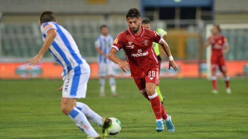 Pescara multato di 5mila euro. Squalificato il team manager Gessa