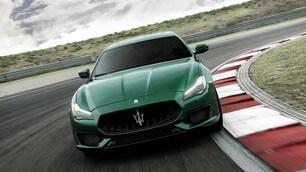 Maserati Quattroporte Trofeo   le immagini