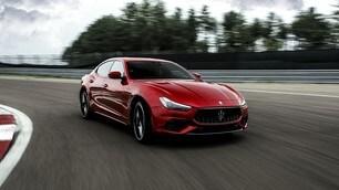 Maserati Ghibli Trofeo   le immagini