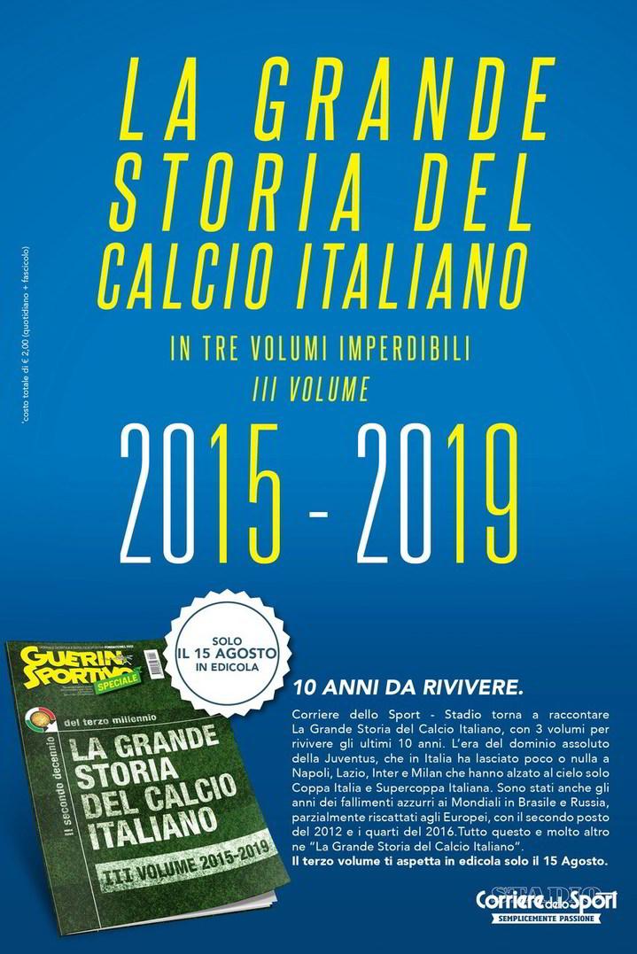 La Grande Storia del Calcio Italiano