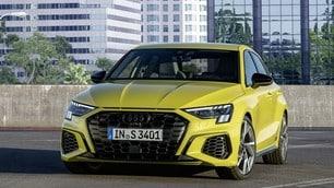 Nuova Audi S3 Sportback | le immagini