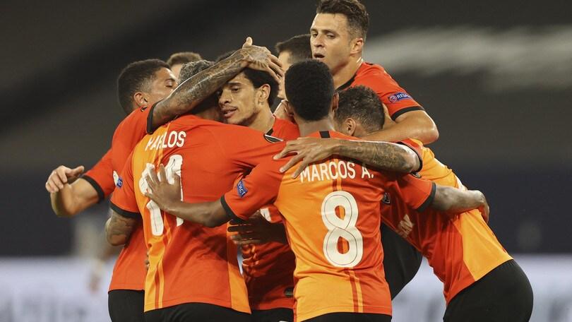Inter-Shakhtar Donetsk in semifinale di Europa League