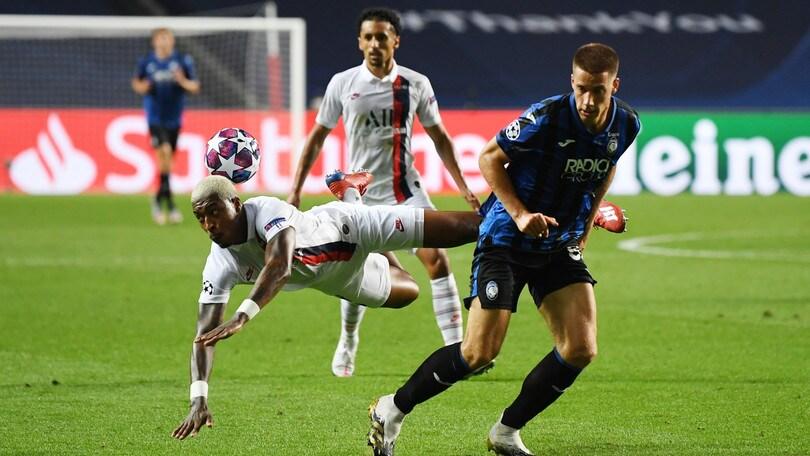 Atalanta-PSG 1-2, il tabellino