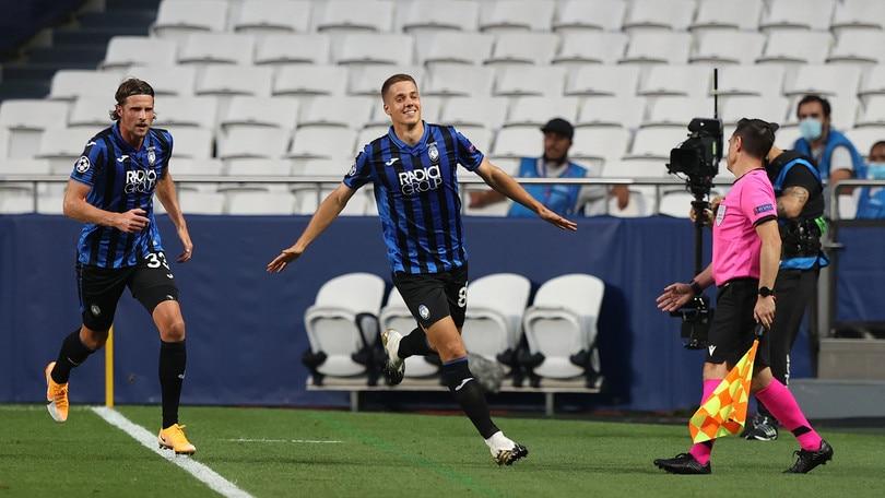 Atalanta, gol annunciato prima che la palla entri in porta: spettatori infuriati