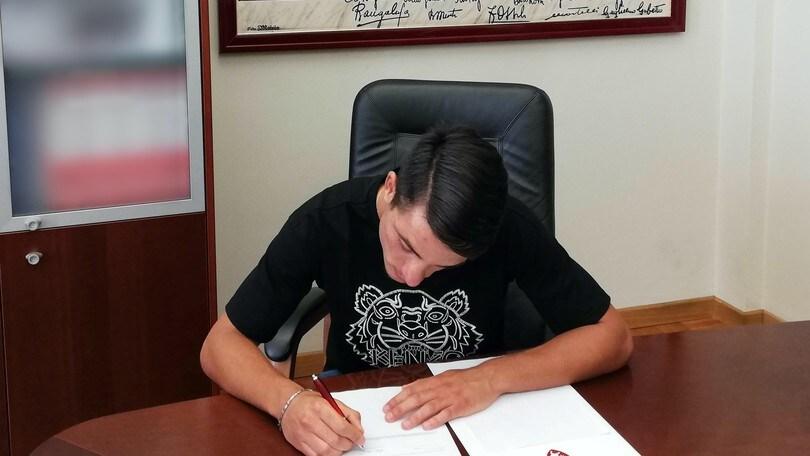 Torino, il giovane Celesia firma fino al 2023