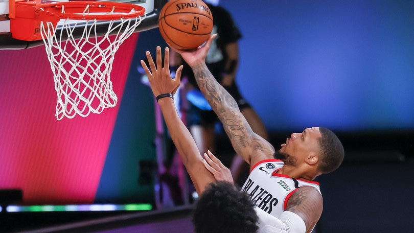 NBA, Lillard trascina Portland ai play-in. Spurs e Suns fuori