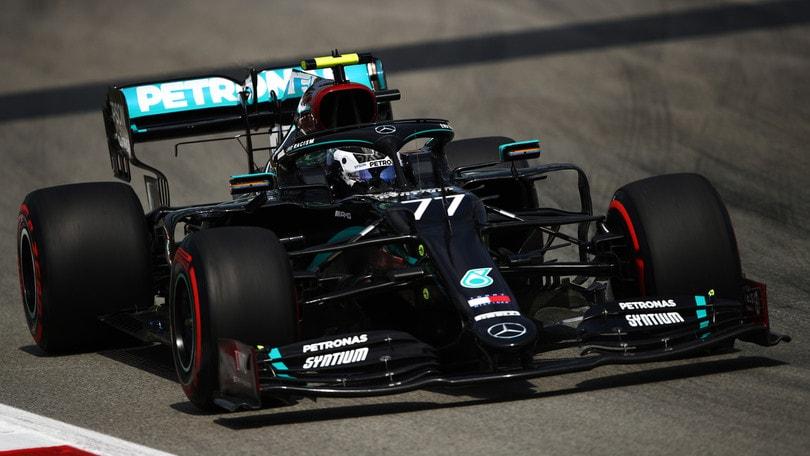 GP Spagna: Ferrari piccoli sorrisi, quarta e quinta. Mercedes avanti nelle libere