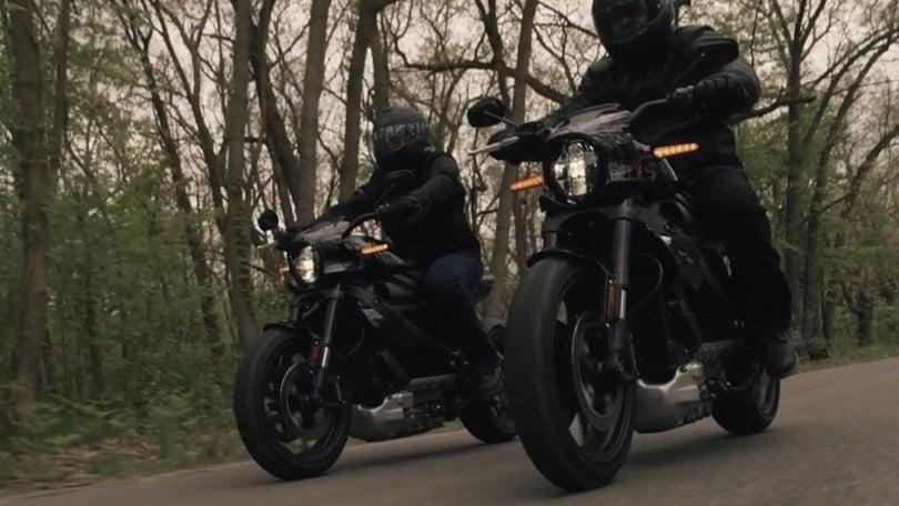 Jason Momoa dirige sette documentari per Harley-Davidson