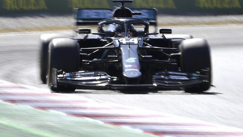 Gp Spagna: Ferrari sesta con Leclerc, Hamilton comanda seconde libere