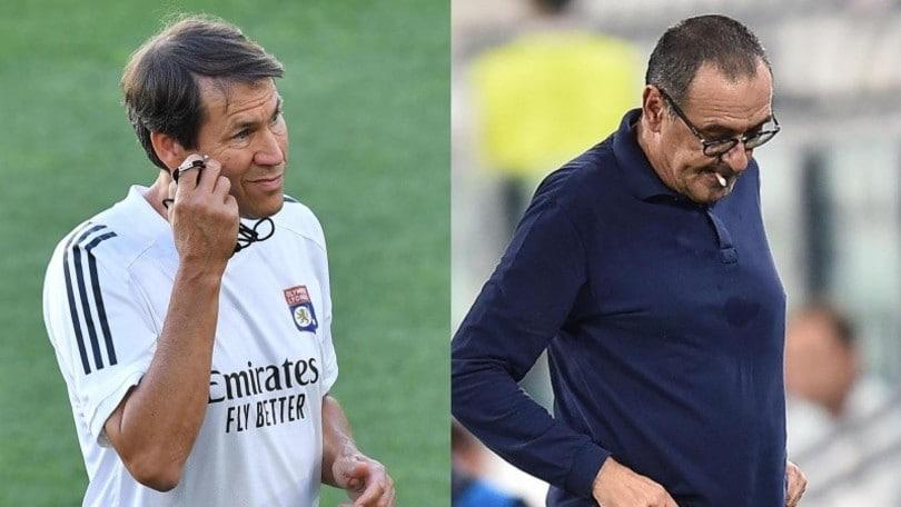 Garcia e l'esonero di Sarri: