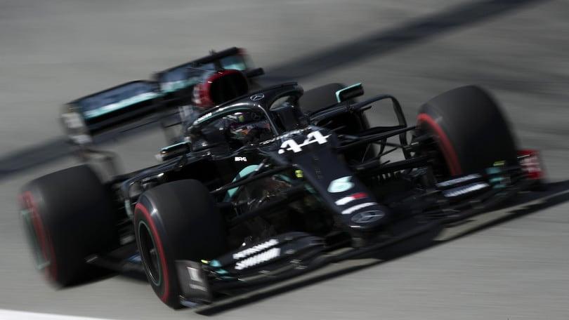 F1, Gp Spagna: diretta qualifiche ore 15