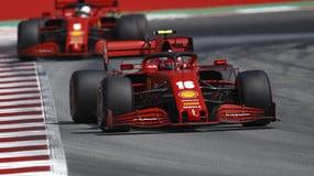 Spagna, la Ferrari delude in qualifica: Leclerc solo nono