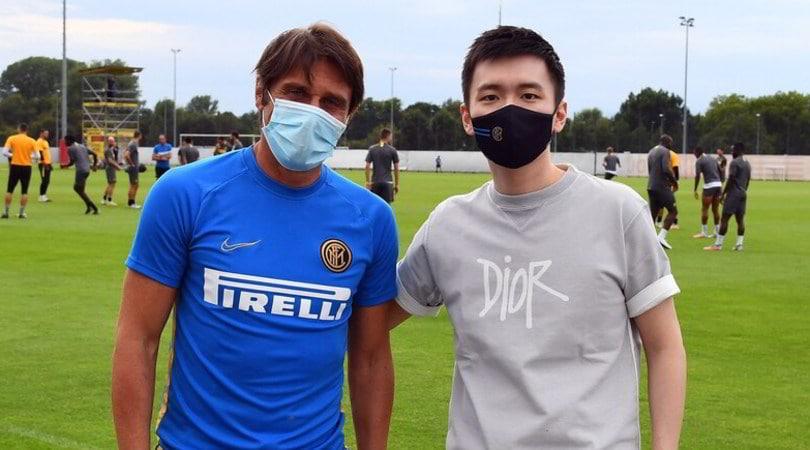 Incontro tra Conte e Zhang: il futuro all'Inter è ancora incerto